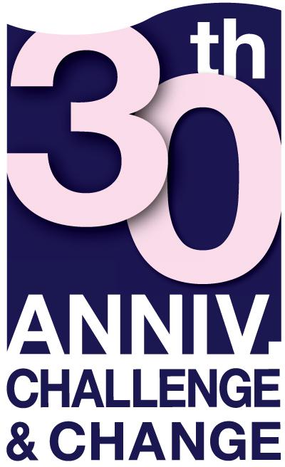 30周年記念ロゴ